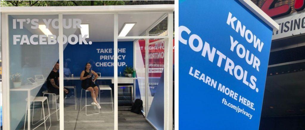 Facebook experience at Advertising Week New York